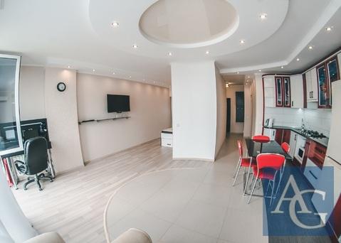 1 комнатная студия с евроремонтом и видом на Арт-бухту - Фото 1