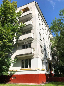 Объявление №55860389: Продаю 1 комн. квартиру. Москва, ул. Маршала Тухачевского, 45к1,