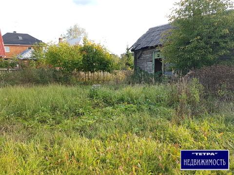 Продается земельный участок в живописном уголке Москвы,12 соток, ИЖС - Фото 2