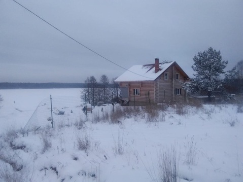 П.Савикино, Бабинское озеро - Фото 1