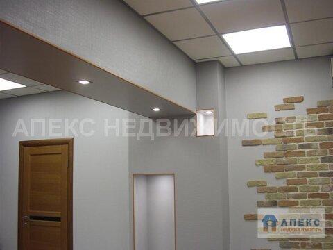 Продажа офиса пл. 105 м2 м. Авиамоторная в жилом доме в Лефортово - Фото 1