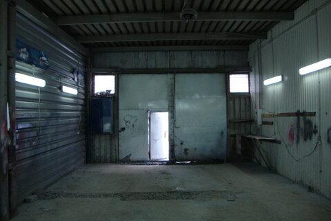 2 смежных гаража с ценрт. отопл. по 70 м2, р-он трц премьер - Фото 2