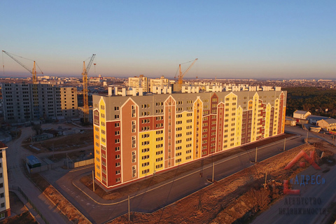 Трехкомнатная квартира в Севастополе. Новостройка - Фото 2