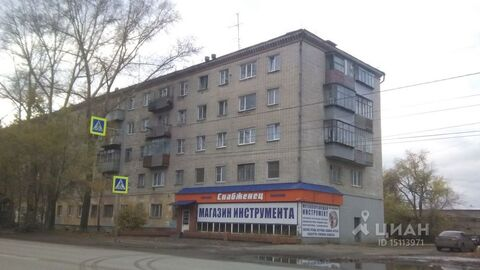 Продажа квартиры, Курган, Ул. Дзержинского - Фото 1