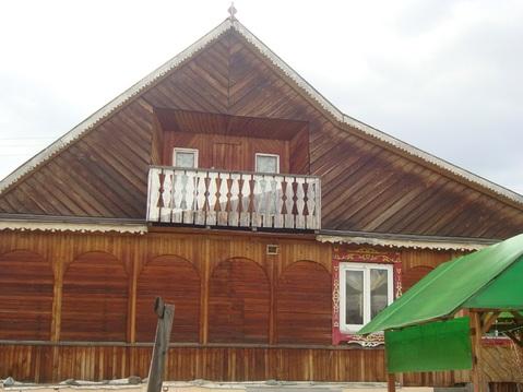Продам деревянный одноэтажный дом из бруса в с. Усть-Кокса - Фото 3