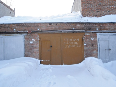 Продам капитальный гараж, ГСК Автоклуб № 29. Шлюз, за жби - Фото 1