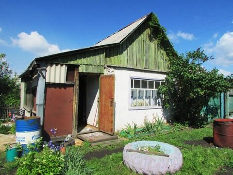 Продам сад с домом - Фото 1