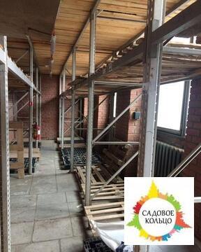Под склад/про-во, отаплив, раб. сост, выс. потолка 4,5 м, пол бетон - Фото 5