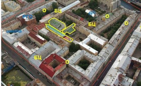 Псн в собственность 2205.4 кв.м, м.Адмиралтейская - Фото 3