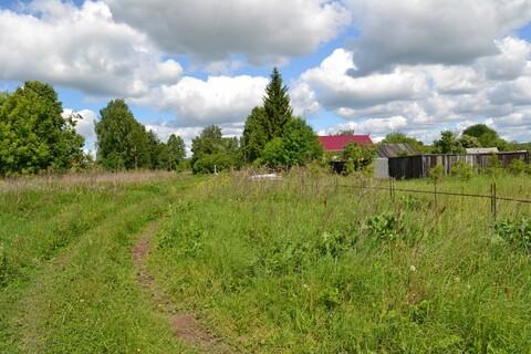 Земля ИЖС по 4.28 за сотку, заповедные места, рядом газофицир.деревня - Фото 1