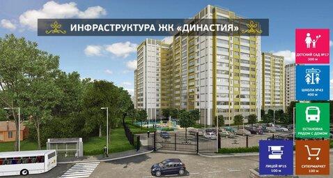 2 комнатная квартира в ЖК Династия - Фото 2