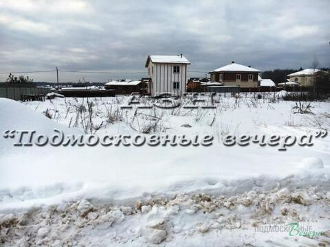 Калужское ш. 30 км от МКАД, Лужки, Участок 12 сот. - Фото 1