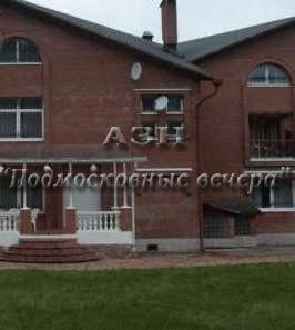 Минское ш. 82 км от МКАД, Анашкино, Коттедж 600 кв. м - Фото 1
