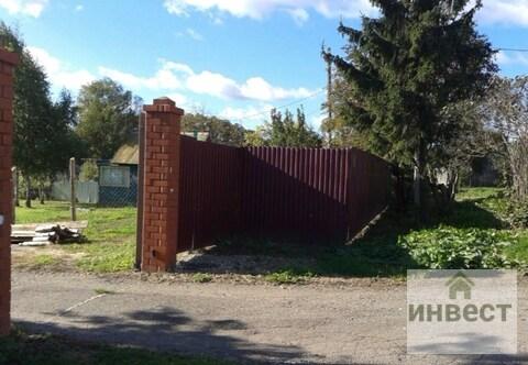 Продается земельный участок, ИЖС, 6,6 соток, в деревне Евсеево - Фото 4