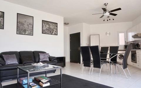 Трехкомнатный апартамент с фантастическим видом на море в Пафосе - Фото 4