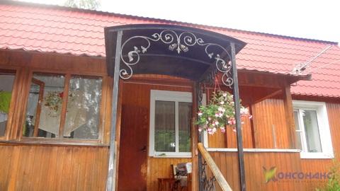 Дом с земельным участком в п. Красный Профинтерн Некрасовского р-на - Фото 1