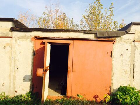 Продается теплый каменный гараж в Одинцово - Фото 1