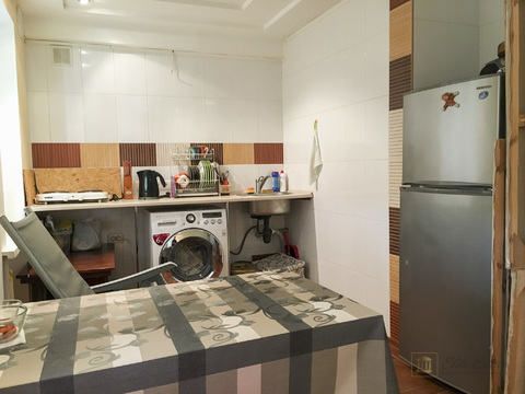 Покупайте однокомнатную квартиру-судию в центре Партенита! - Фото 4