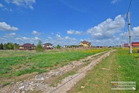 Участок под строительство в Волоколамске - Фото 2