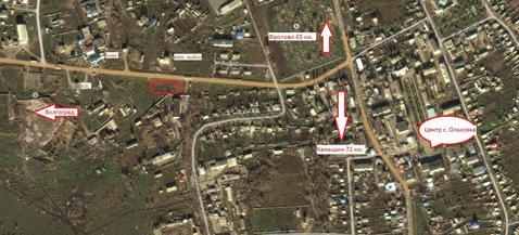 Продажа участка на первой линии вдоль трассы Камышин – Фролово - Фото 4