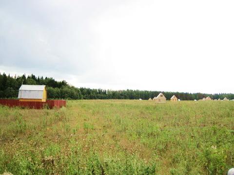 15 соток в д. Бушарино, земли населенных пунктов для ИЖС, Москва р - Фото 4
