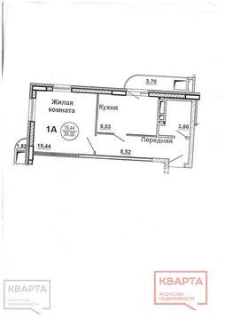 Продажа квартиры, Новосибирск, Ул. Немировича-Данченко, Купить квартиру в Новосибирске по недорогой цене, ID объекта - 319642755 - Фото 1