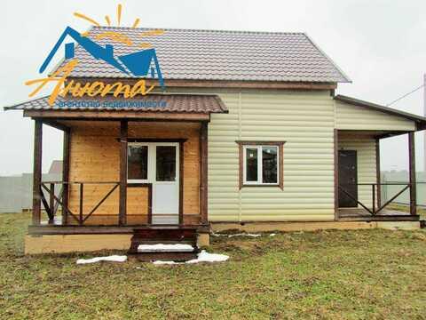 Новый дом в близи озера с газом в Совхозе Победа Жуковского района - Фото 4