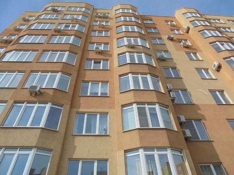 Квартира 110 кв Ж, К, Мегаполис - Фото 1