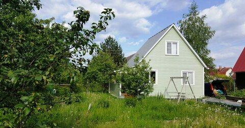 Продается 2х этажная дача 90 кв.м. на участке 6 соток - Фото 2