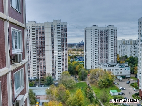 Продажа квартиры, м. Полежаевская, Филёвский б-р - Фото 2