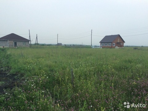Продам земельный участок, ИЖС в Терентьево - Фото 1