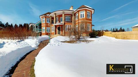Купи дом 250 кв.м на участке 12 соток в Новой Москве в кп Шишкин лес - Фото 3