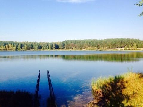 Домик на берегу озера в д.Озерье, Клепиковского р-на, Рязанской област - Фото 1
