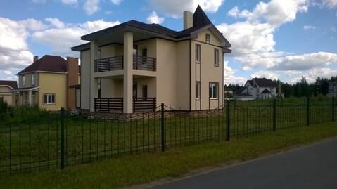 Новый дом 249 м2 на 12 сотках в 53 км от МКАД по Новорижскому шоссе - Фото 2