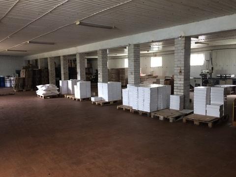 Сдается производственное помещение в Калужской области г. Балабаново - Фото 1