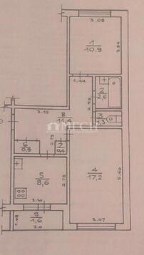 Продажа квартиры, Тучково, Рузский район, Микрорайон Восточный - Фото 1