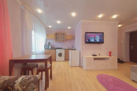 2-х комнатная квартира-студия с евроремонтом, центр города - Фото 1