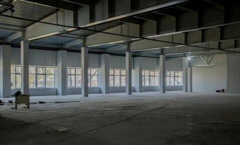 Производство 1600 кв.м, м.Авиамоторная - Фото 3