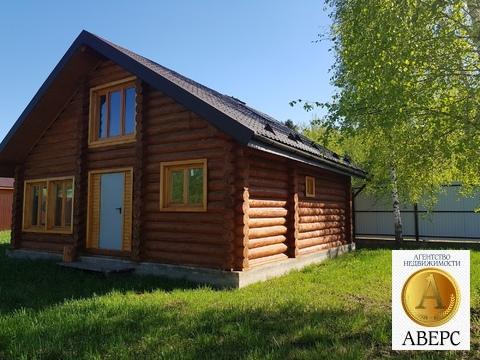 Жилой дом 140 кв.м. д.Любаново - Фото 1