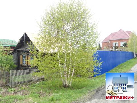 Домик с отличным участком в Камышлове, ул. Насоновская - Фото 1