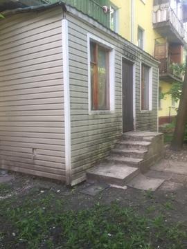 Комната 26м с отдельным входом с улицы в г. Королев, ул. Ленина, д.5 - Фото 1