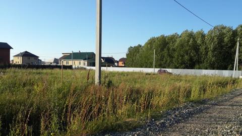 Участок в коттеджном поселке Луговое - Фото 5