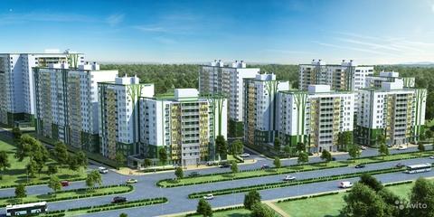 Однокомнатная квартира в новом ЖК Мичуринский - Фото 1