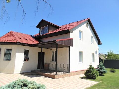 Дом 200 кв. м. в г. Обнинск на участке 10 соток с коммуникациями - Фото 1
