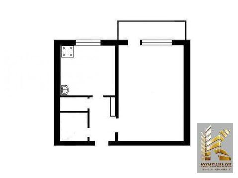 Продажа квартиры, Тюмень, Ул. Рижская, Купить квартиру в Тюмени по недорогой цене, ID объекта - 330135597 - Фото 1