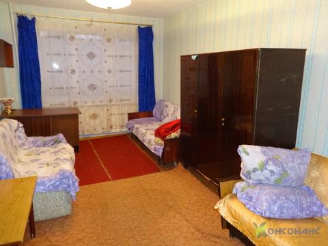 1-комн. квартира в Дзержинском р-не, ул. Громова, 46 - Фото 1