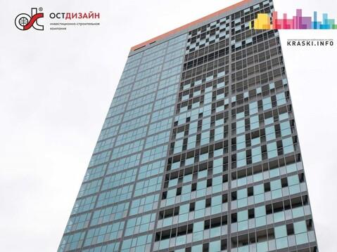 """Квартира от подрядчика ЖК""""Краски"""" на ул.Мира - Фото 2"""