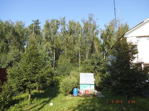 Дача 2-х эт.бревенчатая на участке 11 соток в 10 км от МКАД - Фото 2