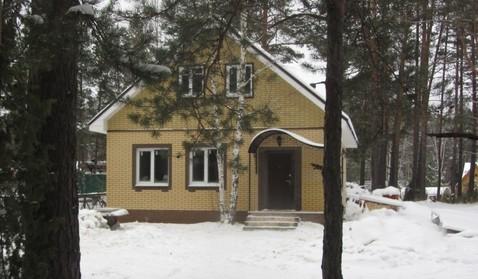 Продам 2х-этажный дом с участком в сосновом бору (Рязанская область) - Фото 1