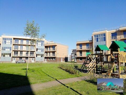 Продается 1 комнатные апартаменты в МФК Лахта парк - Фото 1